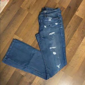 Joe's Socialite Distressed Jeans Size 28!